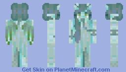 angel of music Minecraft Skin