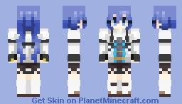 Roxy - Mushoku Tensei Minecraft Skin