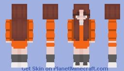 Tzuyu (TWICE IN WONDERLAND) Minecraft Skin