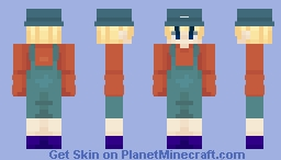 Jazz Hands Minecraft Skin