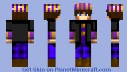 Boy Nish Skin V2 Minecraft Skin