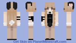 gang sexy bunny girl Minecraft Skin