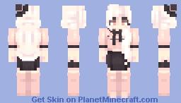Discord Raffle RQ #1 Minecraft Skin