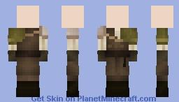 Green Pirate Minecraft Skin