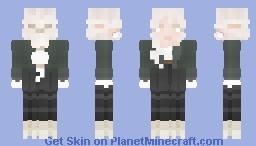 [LOTC] 𝓖𝓻𝓮𝓮𝓷 𝓰𝓻𝓮𝓮𝓷 𝓪𝓷𝓭 𝓶𝓸𝓻𝓮 𝓰𝓻𝓮𝓮𝓷! Minecraft Skin
