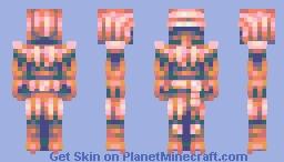 *Annoying crow sounds* (HFPBL Palette) Minecraft Skin
