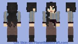 ℝ𝕦𝕟 𝔸𝕨𝕒𝕪 || 𝕃𝕆𝕋ℂ Minecraft Skin