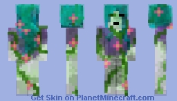 Lost Soul- Dark Depths Minecraft Skin
