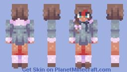 + Neiru Aonuma + Minecraft Skin