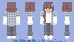 Discord Raffle RQ #4 Minecraft Skin
