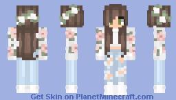 Jisoo blackpink Minecraft Skin