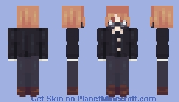 -+Randal Ivory+- RQ Minecraft Skin