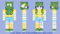 14.66556999999999999 Minecraft Skin