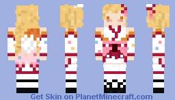 [Vtuber] AikoKabeya Minecraft Skin