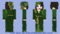 Velvet Curtains Minecraft Skin