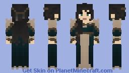 𝙳𝚘𝚟𝚎    𝙻𝙾𝚃𝙲 Minecraft Skin