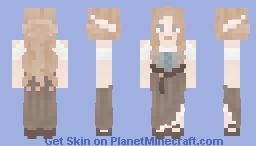 Solana Kelora Minecraft Skin
