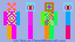 𝓤nĹ𝔼𝒶รн 𝓽hє ŴⒺIℝ𝔻𝓝єŞ丂 Minecraft Skin