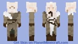 Adventurous Elfess [LOTC] Minecraft Skin