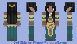 ~ Lady of Mythris ~ [Request] Minecraft Skin