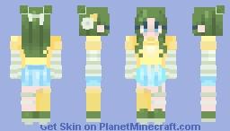 Sour Lemons// rce Minecraft Skin