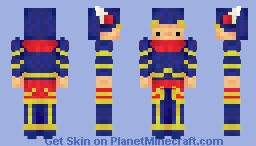 𝘸𝘪𝘵𝘩 𝘴𝘸𝘰𝘳𝘥 𝘢𝘯𝘥 𝘴𝘩𝘪𝘦𝘭𝘥 Minecraft Skin