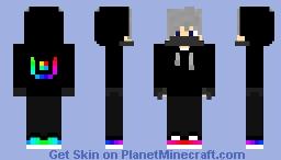 Digicode: HPL hacker STEALTH Minecraft Skin