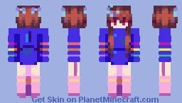 𝓅 𝒶 𝓇 𝓉 𝓎 Minecraft Skin