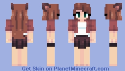 dadadadadada Minecraft Skin