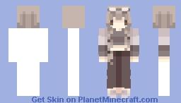 wip again 👀 Minecraft Skin