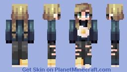 Always forever Minecraft Skin