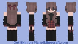 aster Minecraft Skin