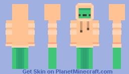 ❤~Cute Dinosaur~❤ Minecraft Skin