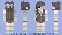 waterfalls Minecraft Skin