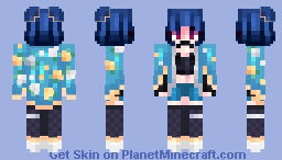 🌼🌸❀✿🌷Echo of the Flowers 🌼🌸❀✿🌷 Minecraft Skin