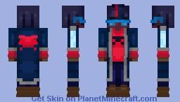 *; i'm levitating *;. persona Minecraft Skin