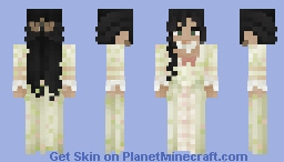 [LOTC] Pretty Little Flowers Minecraft Skin