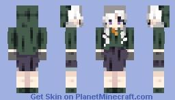 Sylphiete redpeatel Minecraft Skin