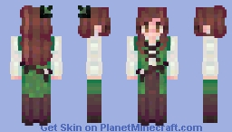 no one to guide Minecraft Skin
