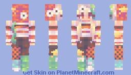 C l o w n f i s h ~Persona~ Minecraft Skin