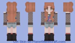 blackpink rosé ⌜boombayah⌝ 2 Minecraft Skin
