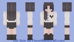 blackpink jisoo ⌜boombayah⌝ 1 Minecraft Skin