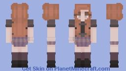 blackpink rosé ⌜boombayah⌝ 1 Minecraft Skin