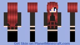 Jisoo blackpink pwf Minecraft Skin