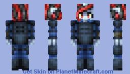 Blackjack Minecraft Skin