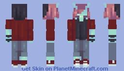 -+Jupiter+- OC Minecraft Skin