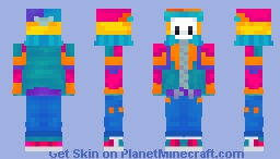 Propella Hat | Fall Guys: Ultimate Knockout Minecraft Skin