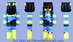 𝓹𝓾𝓭𝓭𝓵𝓮 𝓼𝓹𝓵𝓪𝓼𝓱𝓲𝓷𝓰 Minecraft Skin