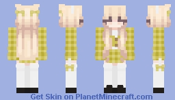 clueless Minecraft Skin