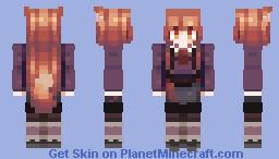 Holo Minecraft Skin